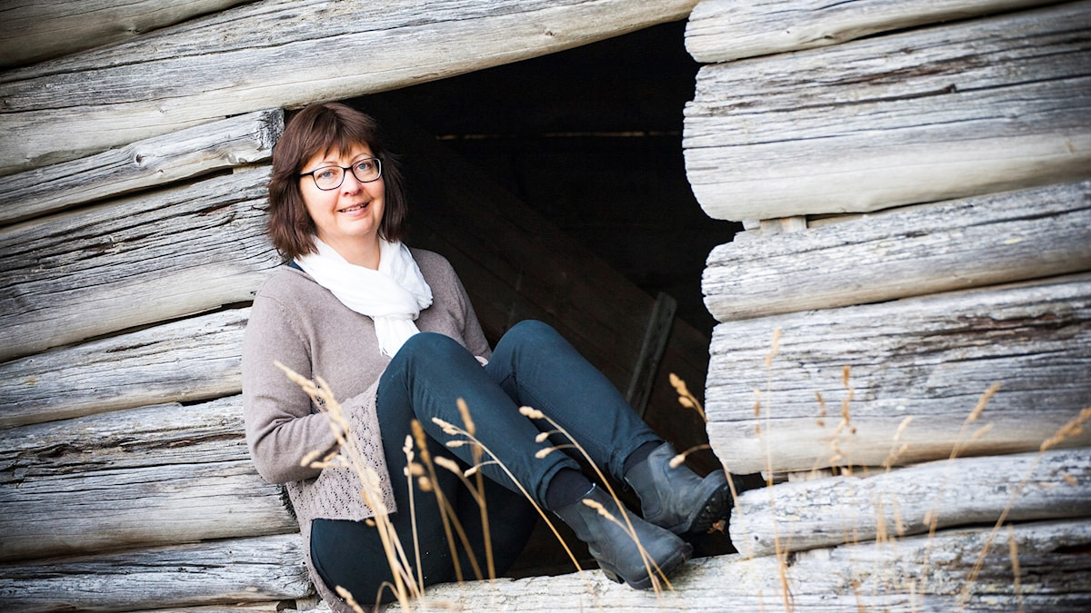 Cecilia Lundgren, präst i Offerdal-Alsens pastorat i Jämtland.