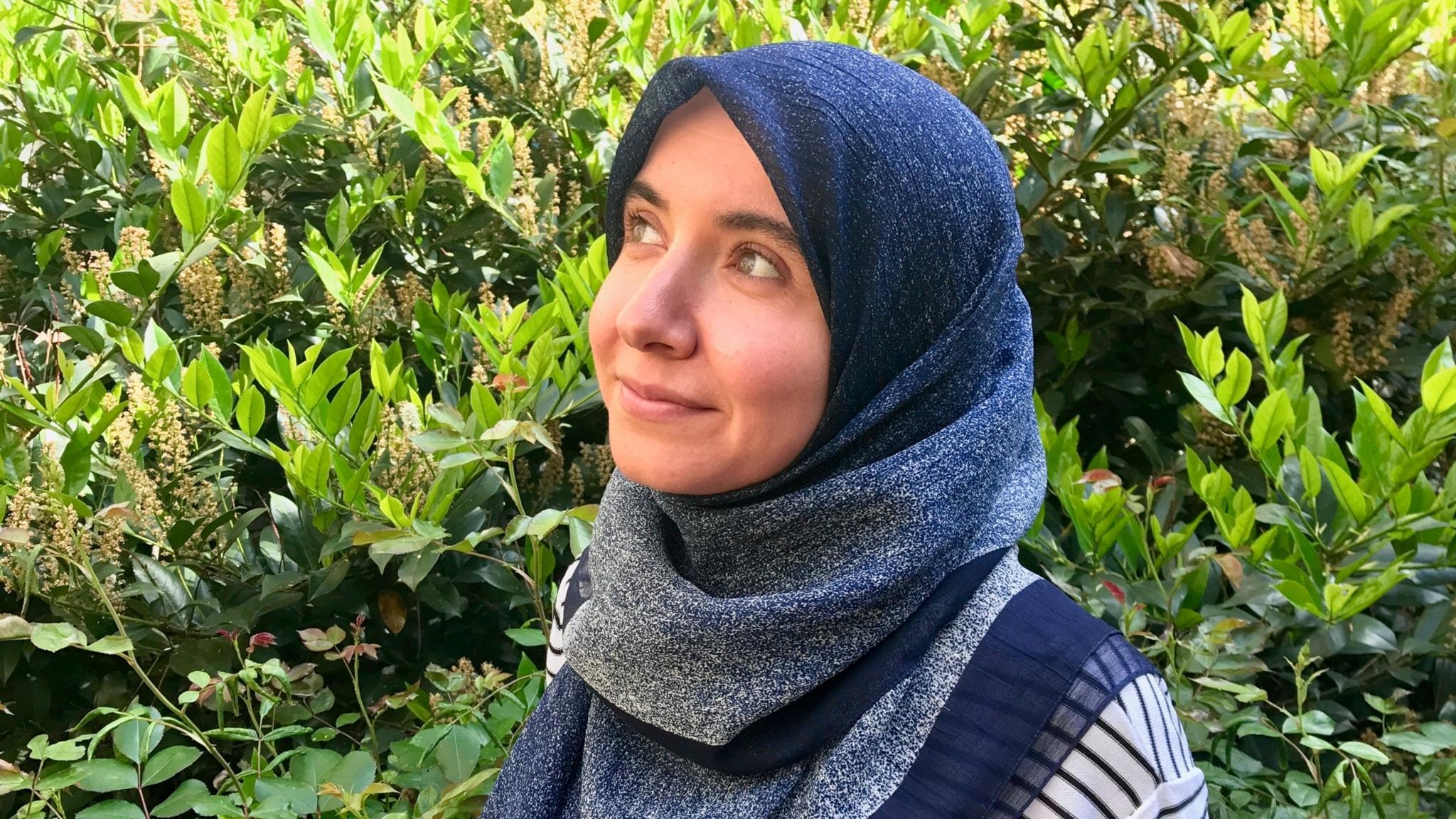 Styrkan i fastan - Nadia Sarblad