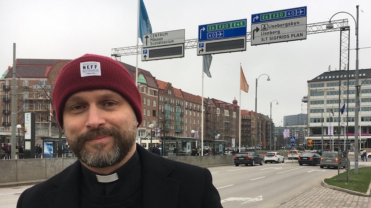 Pontus Bäckström.