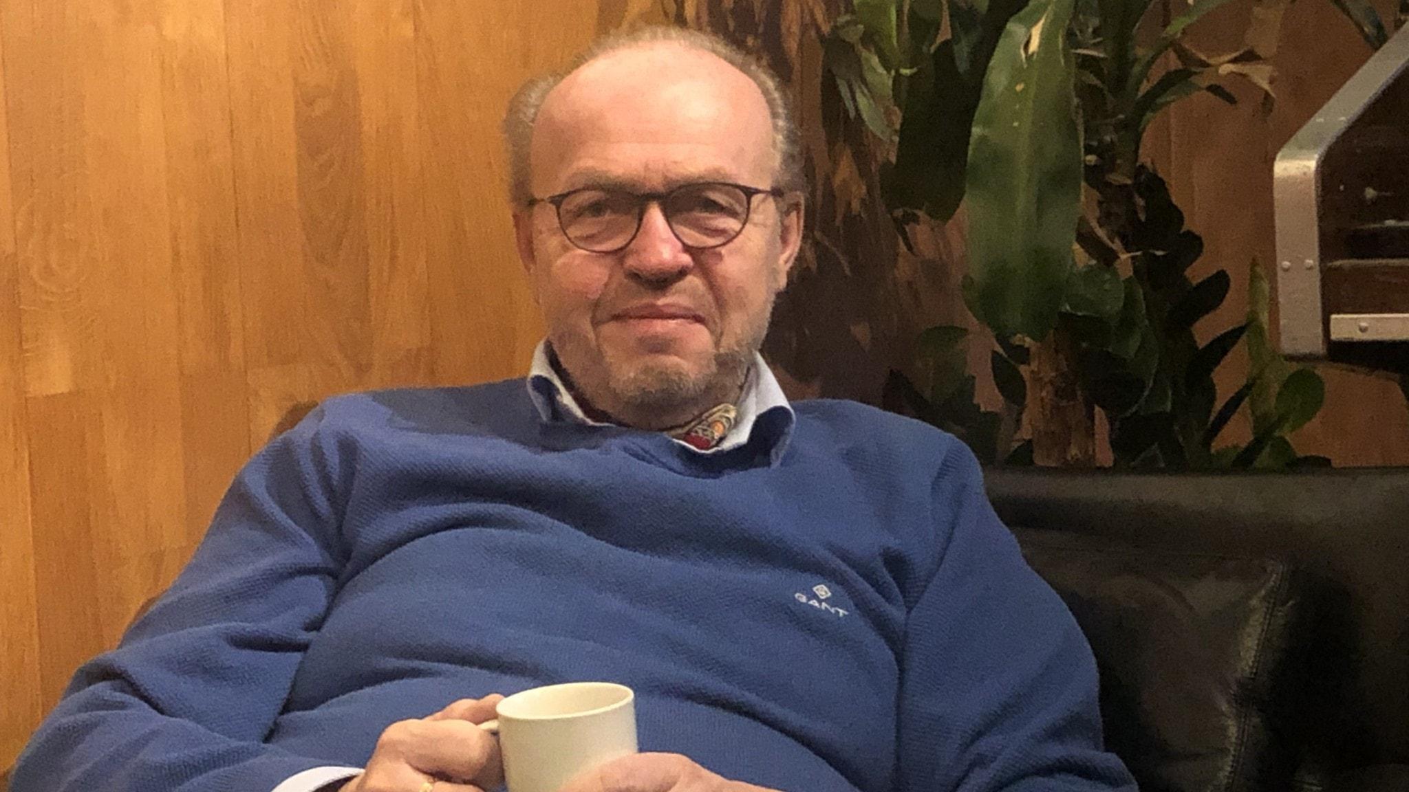 Föreningen - Gillis Edman