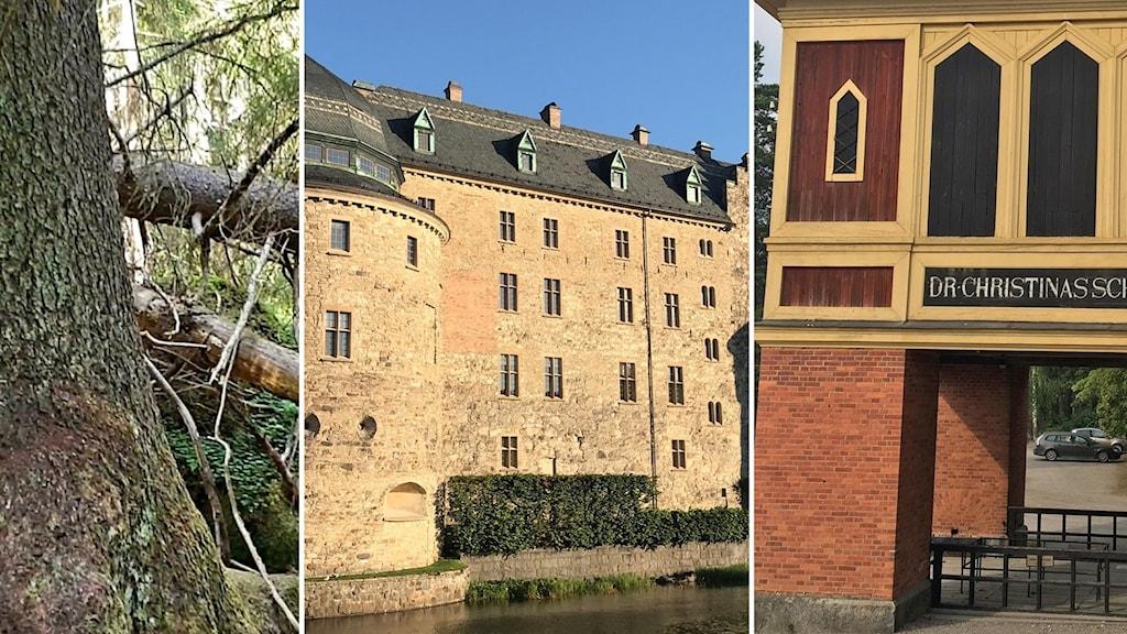 Bilder från Örebro län, Värmland och Sala