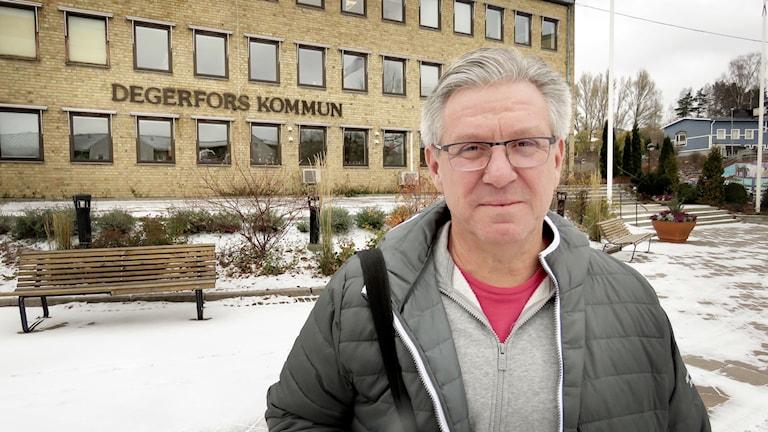 Peter Pedersen, Vänsterpariet i Degerfors.