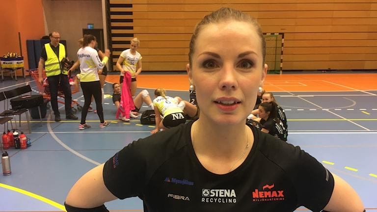 Josefine Tegenfalk Örebro Volley