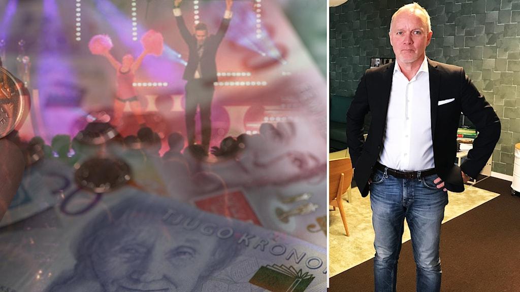 Örebrogalan, pengar och Christer Wilén.