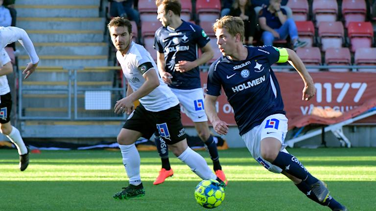 ÖSK förlorade hemma mot Norrköping