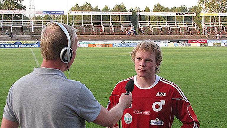 Erik Nilsson visade att det finns ett Degerforsliv efter Johan Bertilsson