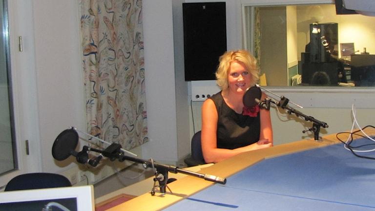 Lena Baastad (S) i Örebro. Foto: Eva Hallgren/Sveriges Radio Örebro.