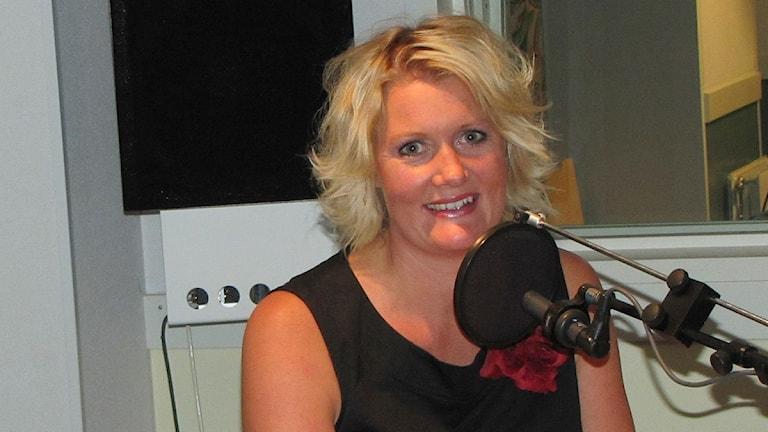 Lena Baastad, S. Foto: Eva Hallgren/Sveriges Radio Örebro.