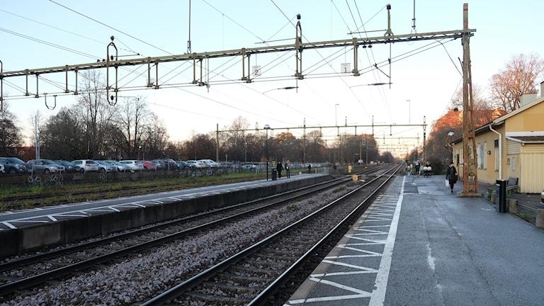 Södra Station, Örebro.