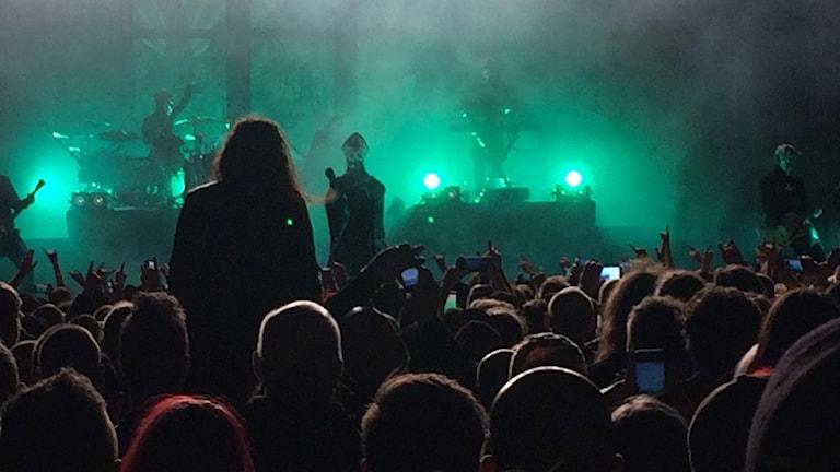 Ghost Metallsvenskan Örebro 2016