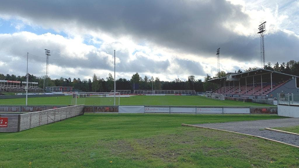 Degerfors IF:s hemmaarena Stora valla står inför ett antal förändringar för att nå upp till standarden i Allsvenskan.