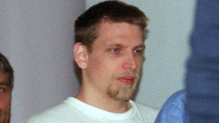 Tony Byström. Foto:Scanpix.
