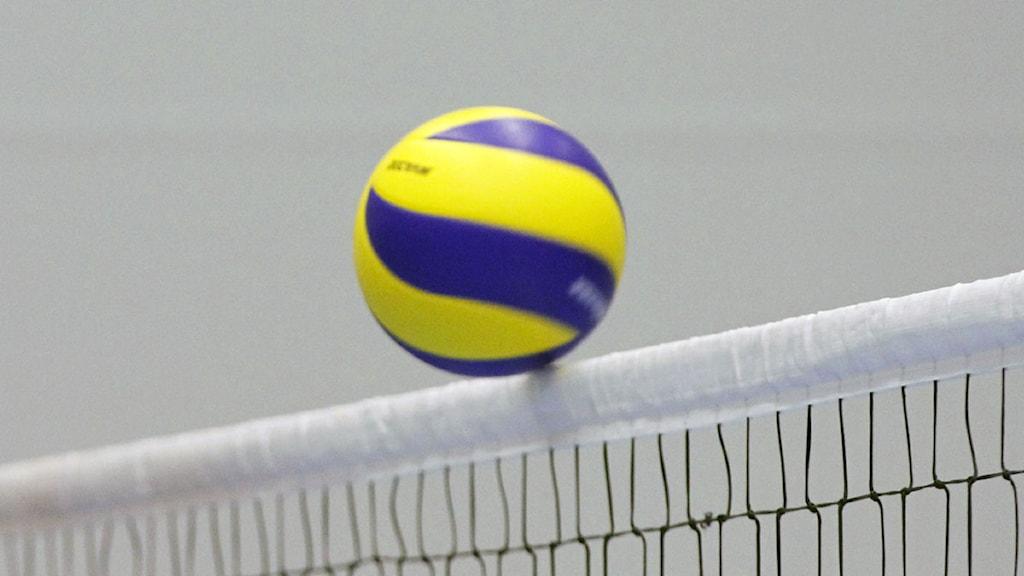 volleyboll. Arkivbild: Valdemar Andersson/SR Örebro.