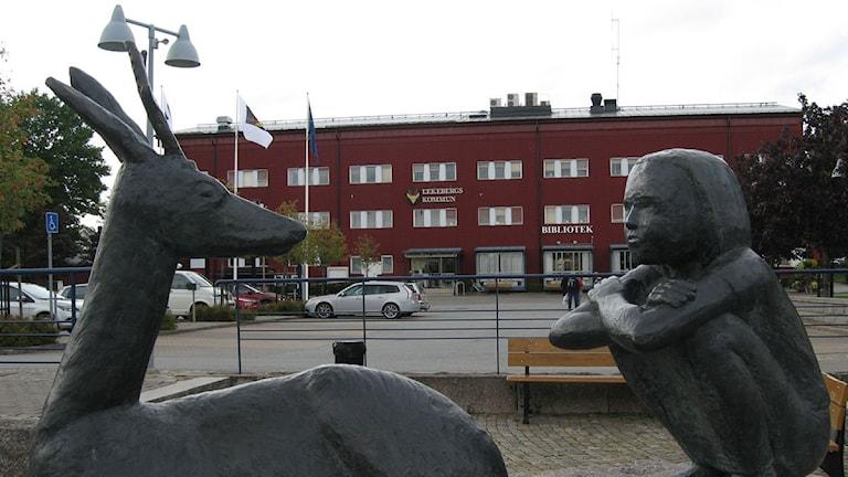Oppositionen i Lekeberg måste bli mer tydliga med sin politik. Foto: Päivi Kotka/Sveriges Radio Örebro.
