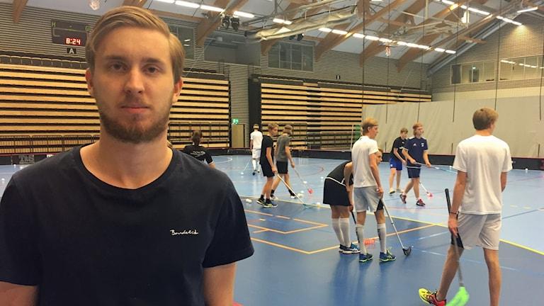 Simon Palmén Örebro innebandy Kings