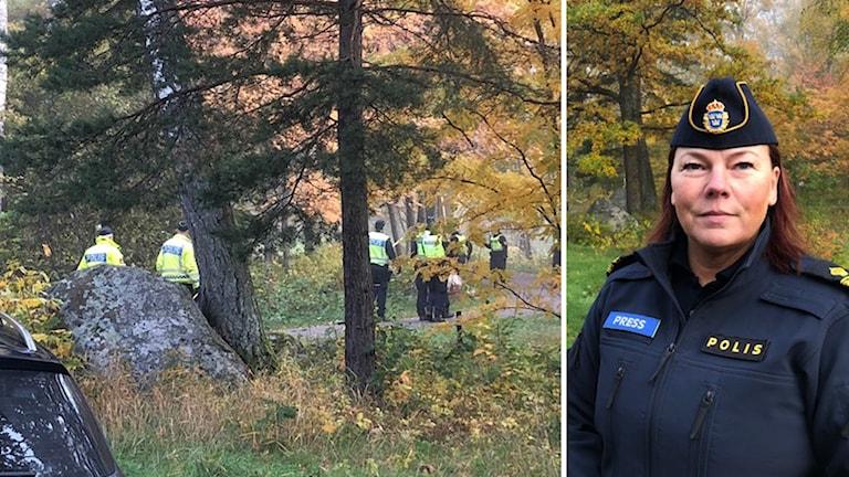 Polisen ska undersöka platsen nära där Lena Wesström hittades efter att nya uppgifter kommit fram  i utredningen.