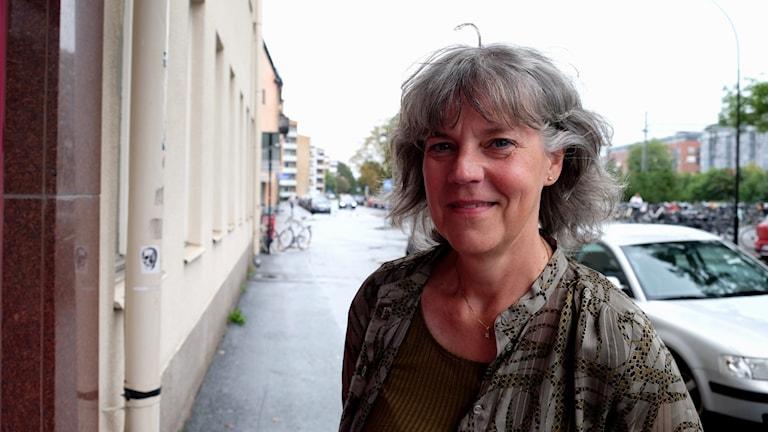 Margareta Wall, kommunikationsdirektör, Örebro kommun.