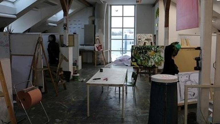 Örebro konstskola.