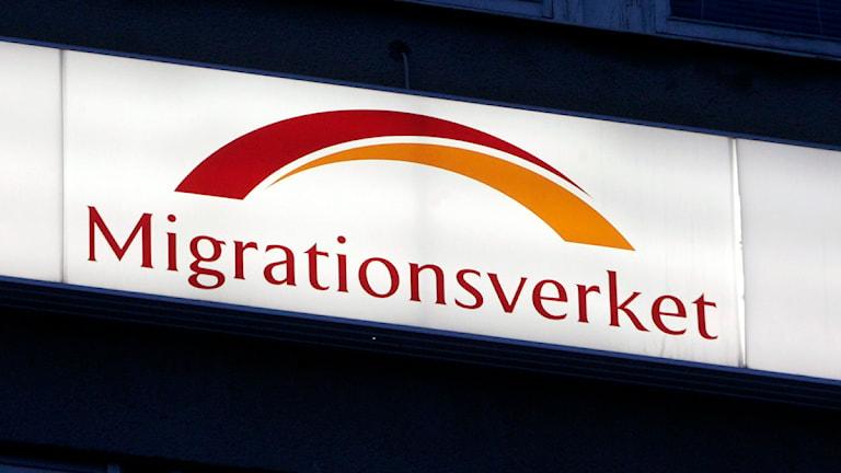 Migrationsverket. Arkivbild: Scanpix.