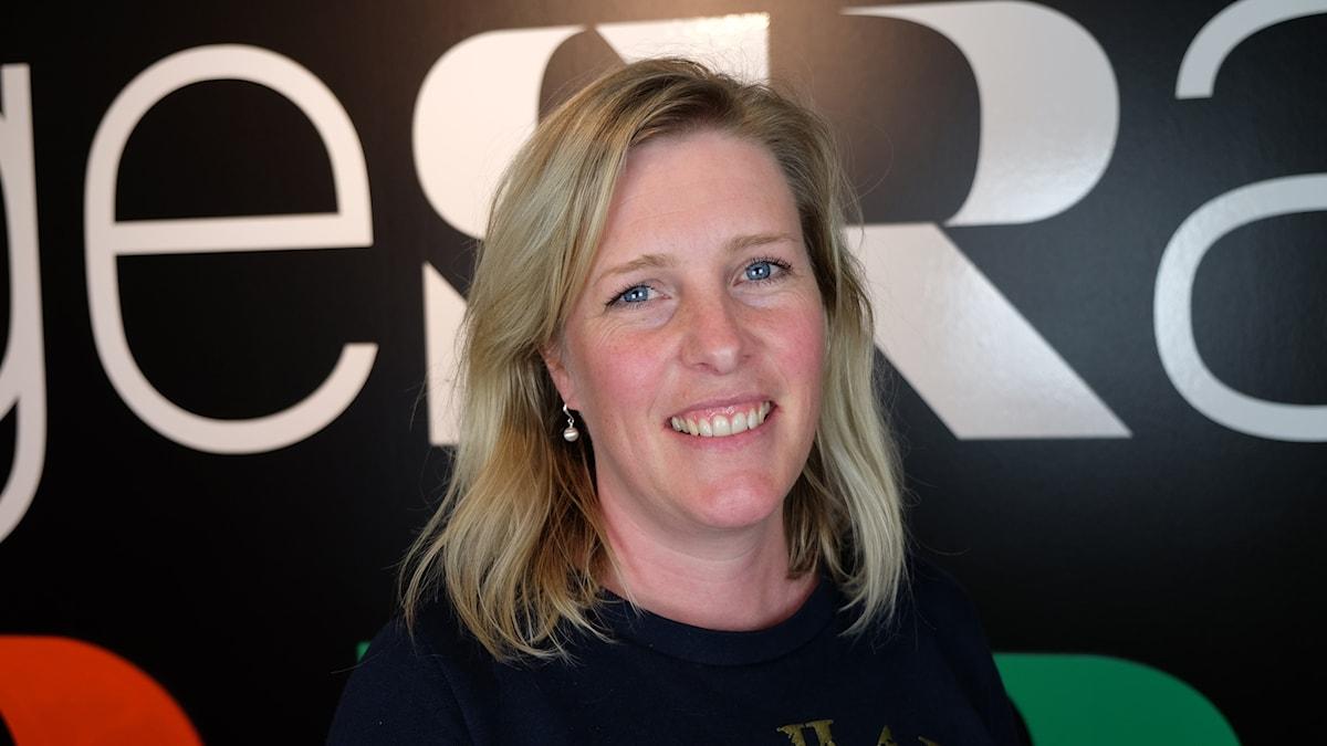 Enhetschef Elisabeth Mattsson
