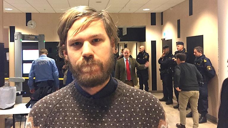 Niclas Persson, miljöpartiet