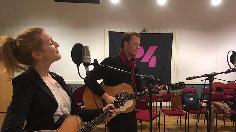 """Anna Stadling är aktuell med albumet """"Efter stormen""""."""