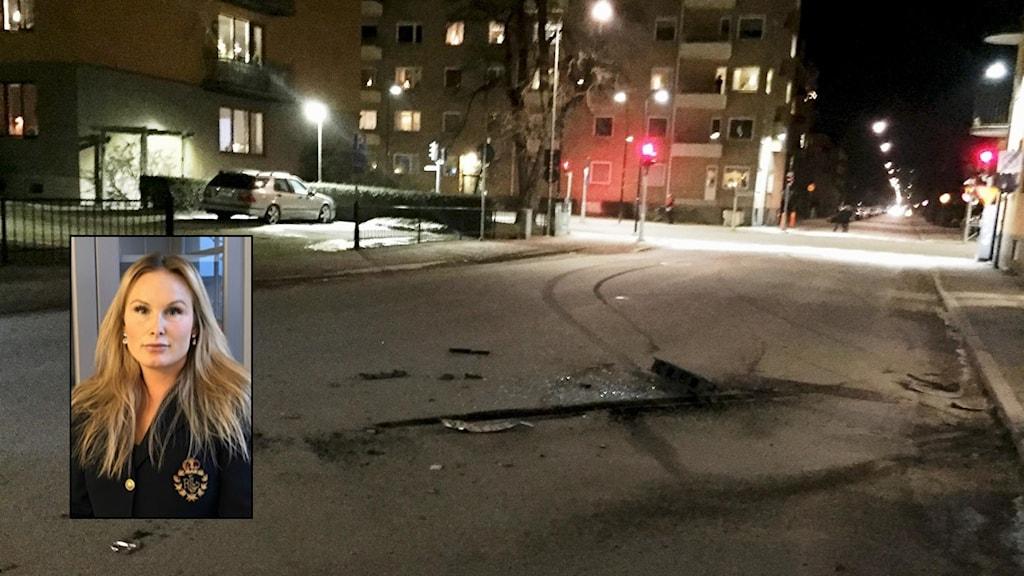 Paulina Wånggren är juridiskt ombud för familjen till den skjutna 31-åringen.