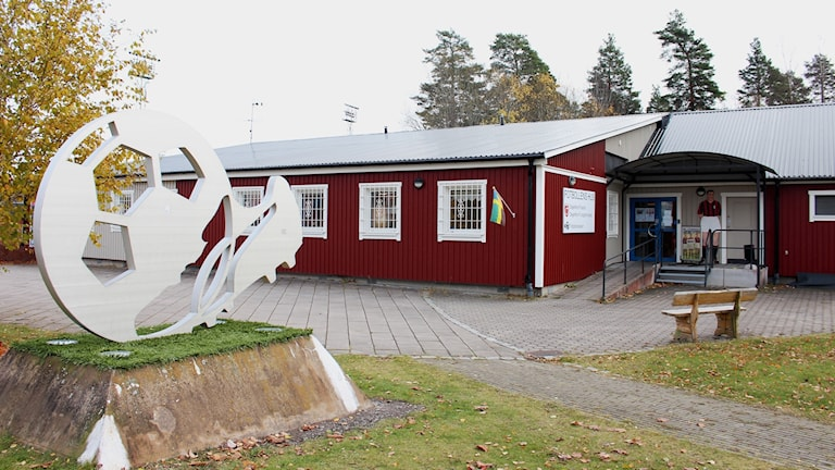 Stora valla Degerfors IF fotboll