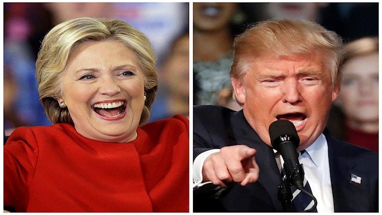 presidentval USA