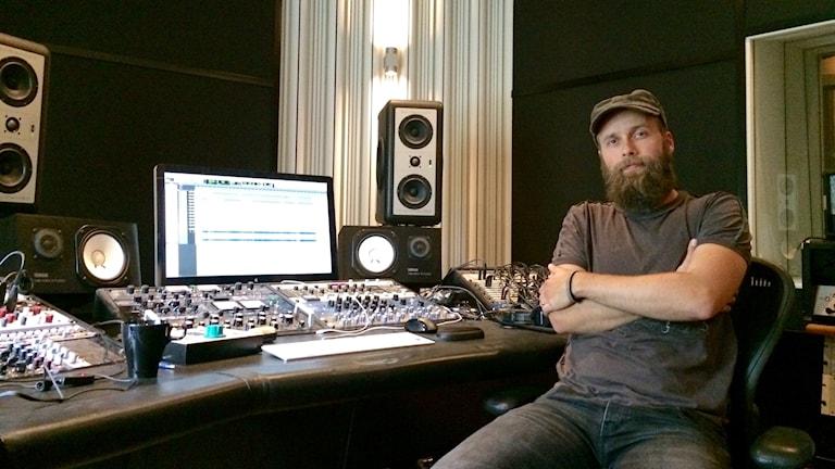 Jens Bogren musik studio Fascination Street Studios