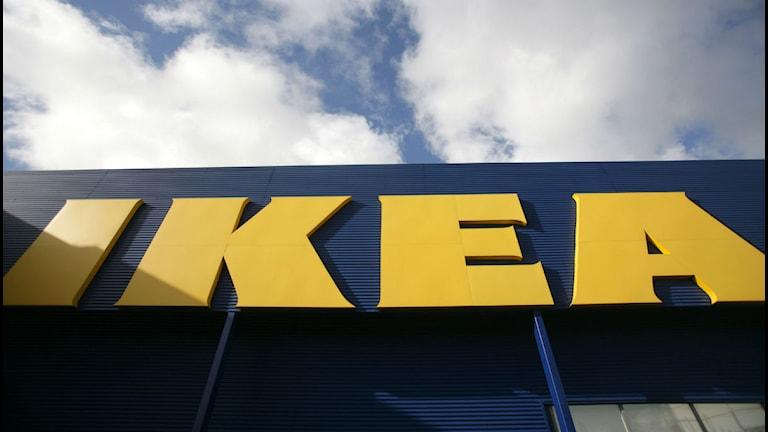 IKEA i Marieberg fick utrymmas efter brandlarm. Foto: Fredrik Sandberg/Scanpix.