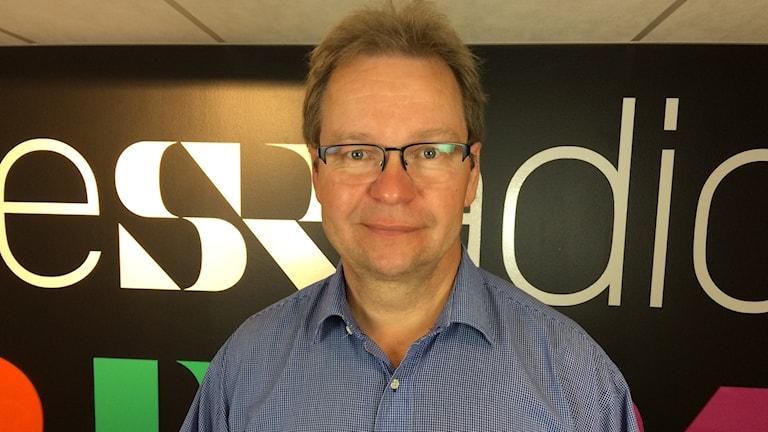 Magnus Eklund, avdelningschef för miljö hos Länsstyrelsen Örebro
