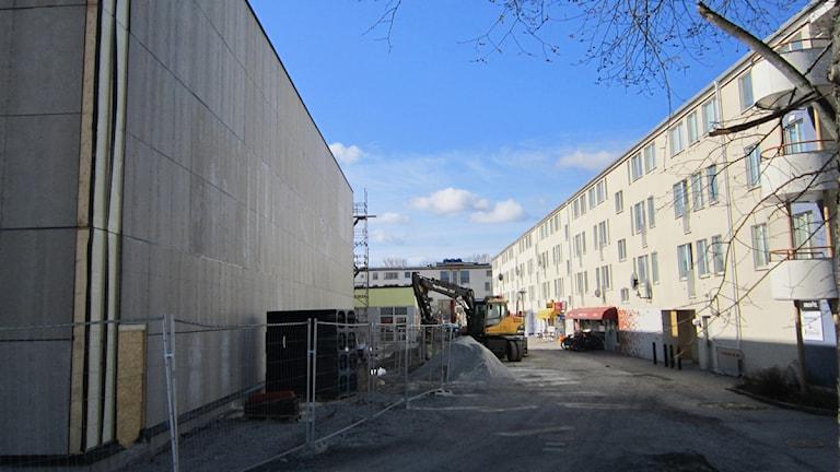 Tegelbruket i Markbacken. Foto: Malin Helenius/Sveriges Radio Örebro