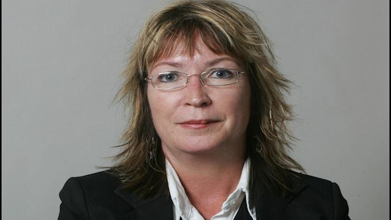 Helena Frisk. Foto: Jonas Ekströmer/Scanpix.