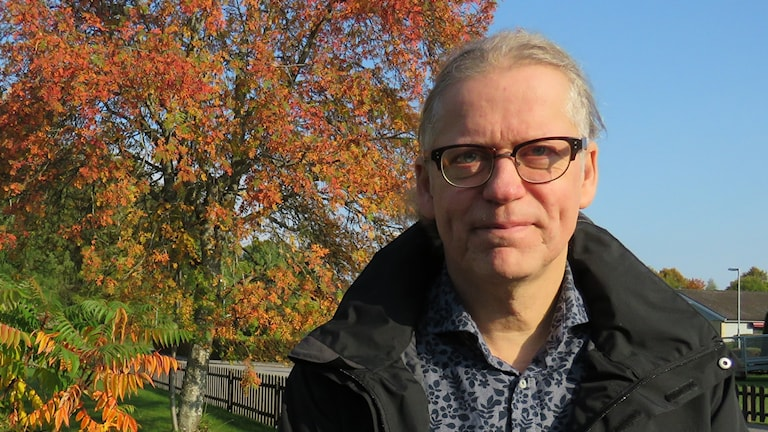 Mats Gunnarsson, regionråd för Miljöpartiet i region Örebro län.