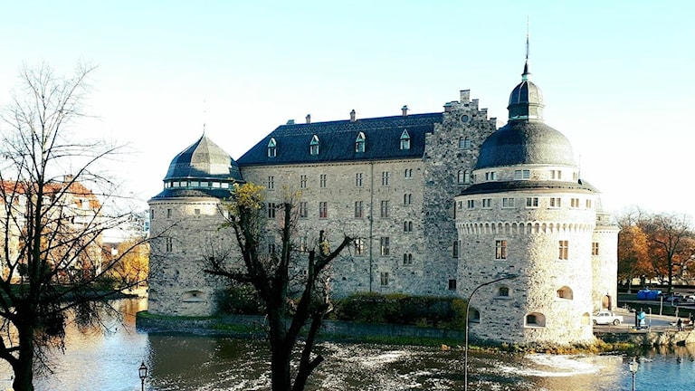 Örebro, Örebro slott, slottet,
