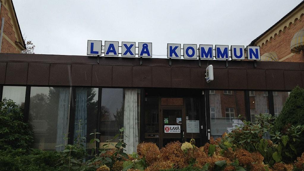 Laxå kommun. Foto: Mårten Rapp/Sveriges Radio