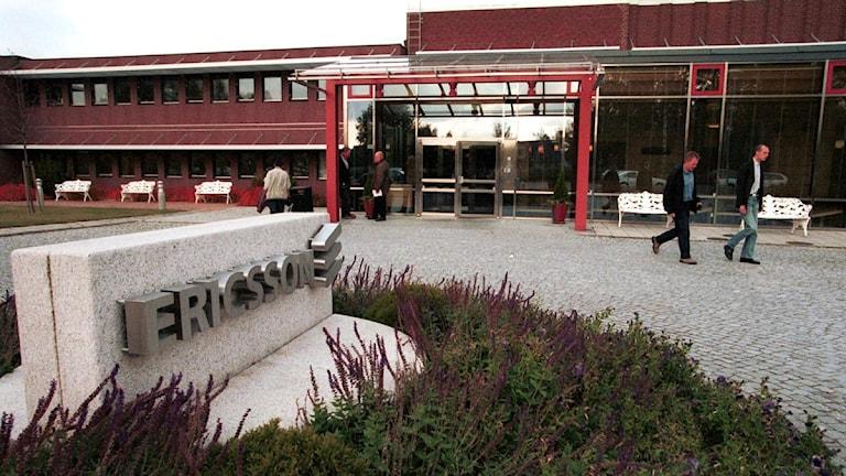 Ericsson  i Kumla. Arkivfoto: Rolf Carlsson/Scanpix