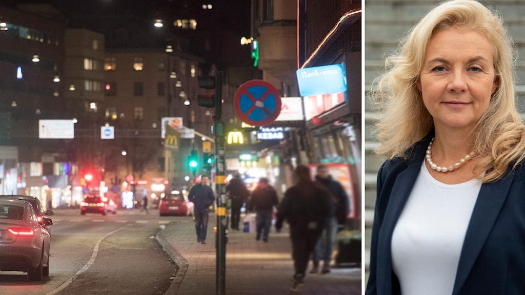Susanne Strand är docent i kriminologi vid Örebro Universitet.