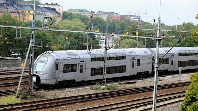 När tåget började skaka  skrev resenären till SJ - och fick återbäring! Arkivbild: Bertil Ericson/Scanpix