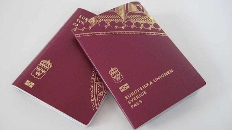 Bengt fick med sig fel pass på semesterresan till Egypten. Först på flygplanet upptäckte han sitt misstag. Foto: Malin Holmberg/Sveriges Radio Örebro