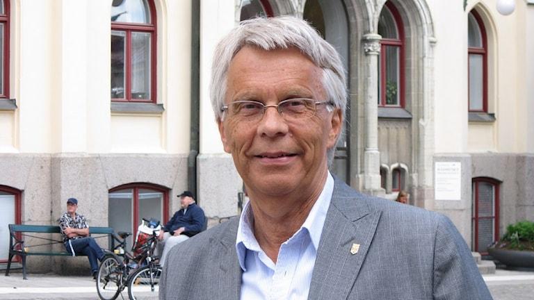 Lennart Bondeson, KD. Foto Marie Hansson, P4 Örebro.