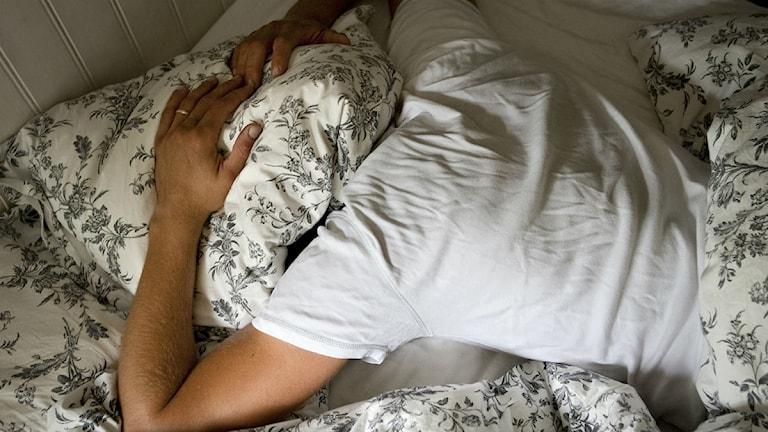 Vårt sömnbehov är ärftligt visar ny forskning. Foto: Christine Olsson/Scanpix