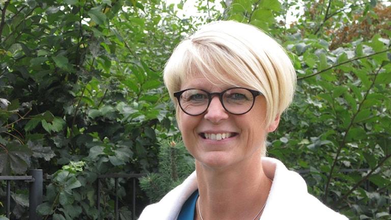 Elisabeth Svantesson, M. Foto: Marie Hansson/P4 Örebro.