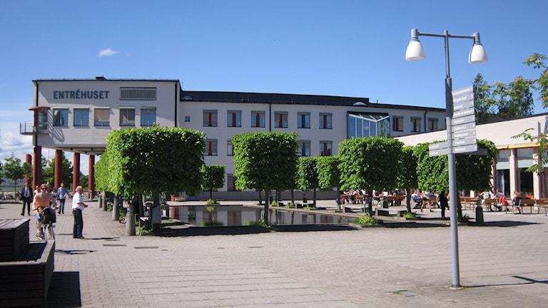 Örebro universitet. Foto: Marie Hansson/P4 Örebro.