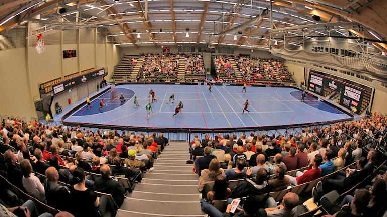Örebro vann mot Kalmarsund.