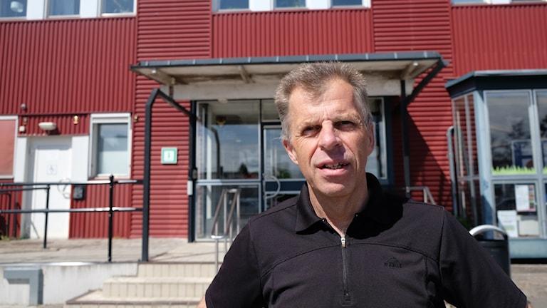 Håkan Söderman (M), kommunalråd Lekeberg.