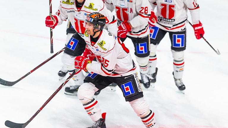 Kalle Olsson ÖRebro hockey