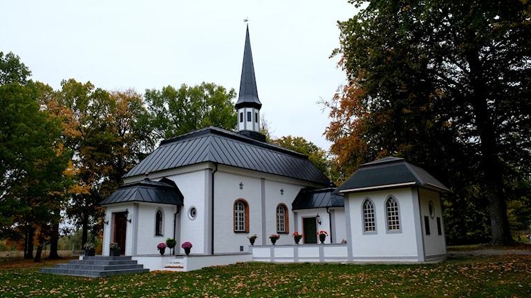 Segersjö Gårdskyrka, Stora Mellösa, Örebro