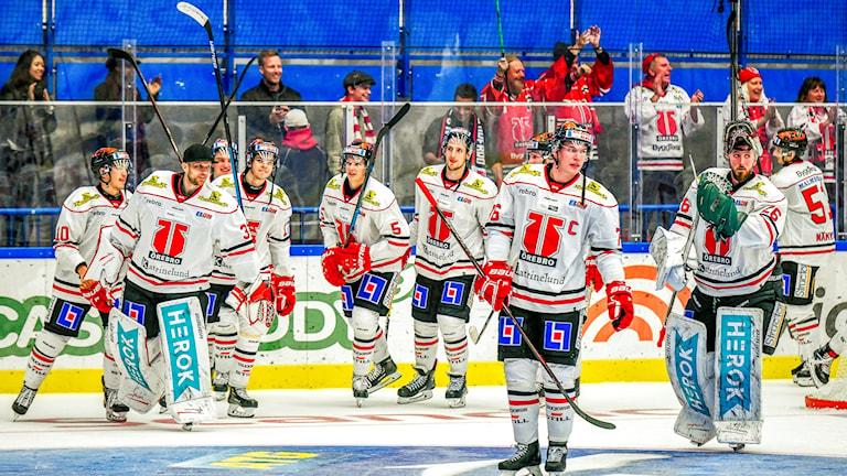 Örebro hockey.